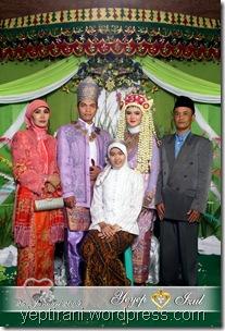 Keluarga Mempelai Perempuan