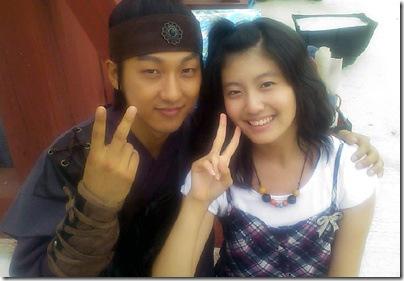 Lee Seung-Hyo n Deok Man kecil