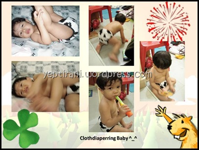 Clothdiaperring Baby